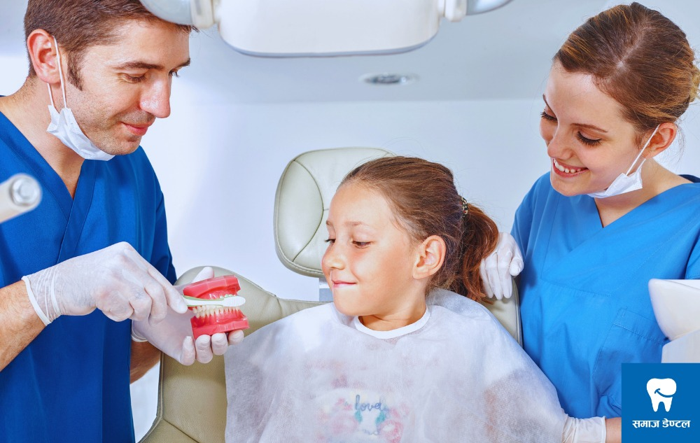how to teach children to brush teeth